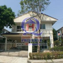 บ้านเดี่ยว ม.ชัยพฤกษ์ คู้บอน28 (Land&House) 54ตร.วา บ้านสวย พร้อมอยู่ ราคาต่อรองได้