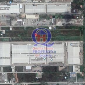 ที่ดินติดโรงงานHonda Logistic ใกล้โรงเรียนเทพสิรินทร์และวัดบำรุงรื่น ลาดกระบัง 98 ตารางวา ลดกระหน่ำ ต่อรองได้อีก ด่วน