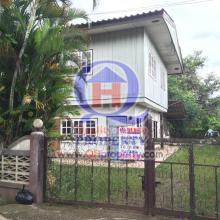 บ้านเดี่ยว 2 ชั้น หมู่บ้านป่ายาง หมู่ 2 ต.ศรีค้ำ อ.แม่จัน จ.เชียงราย เนื้อที่ 299 ตารางวา ตัวบ้านและที่ดินถูกมากๆ ห่างจาก อ.แม่สาย เพียง 29 กิโลเมตร