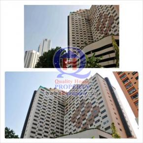 ศรีวราแมนชั่น 1 ห้อง Penthouse เชื่อมกันสองชั้น ระหว่างชั้น 26 กับ 27  เนื้อที่ 480 ตารางเมตร ต่อรองได้ ด่วน
