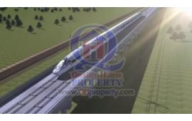 อัพเดทความคืบหน้าโครงการรถไฟความเร็วสูง 2 เส้นทาง (ไทย-จีน /ไทย-ญี่ปุ่น)