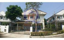 FOR SALE : บ้านเดี่ยว 54 ตร.วา ม.ชัยพฤกษ์ คู้บอน28(Land&House) บ้านสวย พร้อมอยู่ ราคาพิเศษ ราคาต่อรองได้